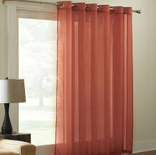 Curtain Design: Chic door drapes Patio Door Drapes Grommet, Extra ...