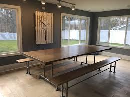 Industrial Dining Tables Emmorworks