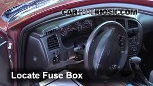interior fuse box location 2000 2005 chevrolet monte carlo 2002 2003 Chevy Malibu Fuse Box Location interior fuse box location 2000 2005 chevrolet monte carlo 2004 chevy malibu fuse box location
