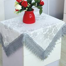 fabric small fresh bedroom bedside