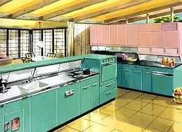 St Charles Metal Kitchen Cabinets 1950s Kitchen Cabinets Hepcats Haven
