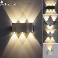 Ebay India Led Lights Details About Modern Hang Led Wall Mount Lamp Soft Relax