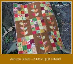 983 best FALL QUILT 1 images on Pinterest | Autumn quilts, Fall ... & Free quilt patterns - Autumn Leaves quilt by Stephanie Dunphy Adamdwight.com