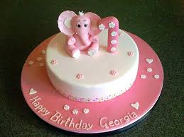 Baby Girl Birthday Cakes Ba Girl Birthday Cake Ideas 1 Best Cakes