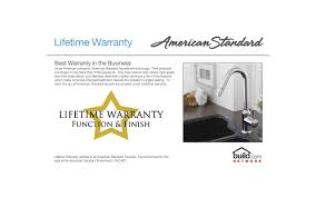 Moen Kitchen Faucet Warranty Faucetcom 4205104002 In Chrome By American Standard