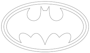 Batman Logo Coloring Pages Best Of Superhero Logos Coloring Pages Or