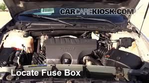 replace a fuse 2000 2005 buick lesabre 2003 buick lesabre replace a fuse 2000 2005 buick lesabre 2003 buick lesabre custom 3 8l v6