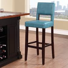 colorful bar stools for your family kitchen