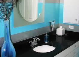 Unbranded Blue Glass Bathroom Soap Dishes U0026 Dispensers  EBayAqua Colored Bathroom Accessories