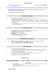 Business Objects Resume Sap Bo Resume Sample Therpgmovie 6