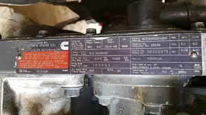 P Pump Timing Diesel Bombers