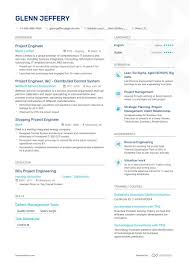 8 Industrial Engineer Resume Examples 2019 Edition