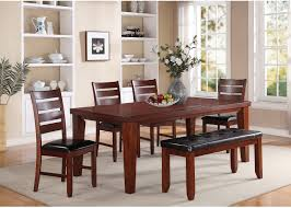 The Brick Dining Room Furniture Chloe 6 Piece Dining Package The Brick