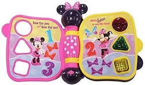 gift. Disneys Minnie Mouse Bow-tique toy 21 Gift Ideas for 1 Year Old Girls 2019 | Star Walk Kids
