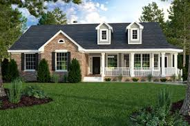 Small Picture House Plans with Wraparound Porch Floorplanscom