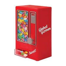 Mini Vending Machines Fascinating RETRO MINI SWEET Vending Machine Children'S Jelly Bean Candy