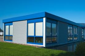 prefabricated office space. Office Amaro Prefabricated Space