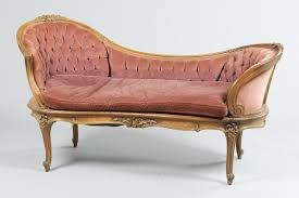 Endearing Vintage French Chaise 10 37322 01 Sofa makesummercount