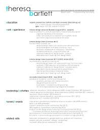 interior design resume template word interior design resume templates example graphic design resume