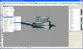 Rhino Boat Design Software Best Free Or Low Cost Marine Design Software 2008 2010