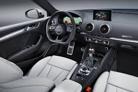 2018 audi tt rs interior. Modren Audi Inside The TT RS And 3 Interiors Have Been Crafted With A  Driverfocused Cockpit That Brings Standard Nappa Leather S Sport Seats Trimmed Diamond  Throughout 2018 Audi Tt Rs Interior