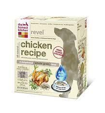 The Honest Kitchen Revel Organic Whole Grain Dog Food U2013 Natural Human Grade  Dehydrated Dog Food, Chicken, 10lbs (Makes 40 Lbs)