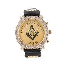 Big Face Designer Watches Gerosse Gold Watches For Men Masonic Classic Mens Luxury Watch Crystal Diamond Dial Quartz Wrist Watch Big Face Hip Hop Watch