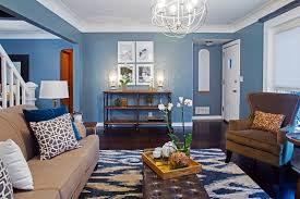 choosing rustic living room. Calm Blue Wall Paint For Living Room Color Ideas With Wooden Floor Plans And Rustic Chandelier Choosing I
