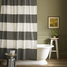 curtains ideas grey ruffle shower curtain gray and white striped shower curtain patterned shower curtains