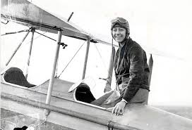 Meeting Amy Johnson, the world's most famous woman pilot! - Fun Kids - the  UK's children's radio station