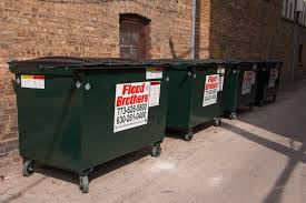 Dumpster Sizes Chart Rear Load Dumpsters Flood Brothers Disposal