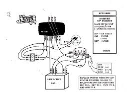 Gallery of best of hunter ceiling fan wiring diagram