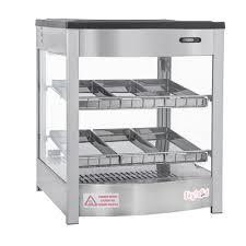 fwd2s6p display case heated deli countertop