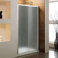 bath faucets sliding shower doors frosted glass sliding shower