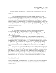 lab report example in biology cover letter templates lab report example in biology how to write a lab report columbiaedu formal lab report example