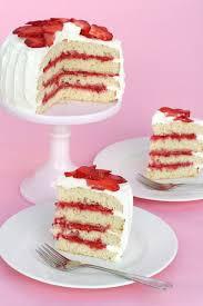 Strawberry Shortcake Cake Cakes Cake Recipes Cake Cake Fillings