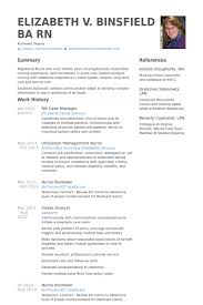 Rn Case Manager Resume samples