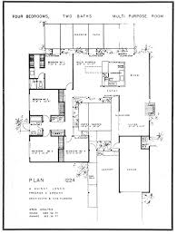 Small Picture 26 best Eichler floor plans images on Pinterest Modern floor
