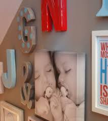 amazing block letter wall decor home decorating ideas picture of concept and web image gallery wall