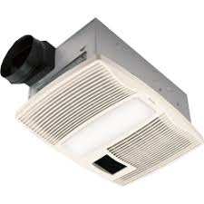 bathroom heaters exhaust fan light: broan qtx heater fan light series