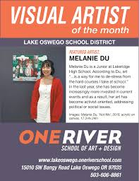 One River School Of Art Design Visual Artist Of The Month Henry Kautto In Lake Oswego Or