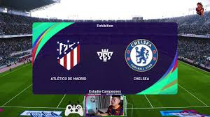 PES 2021 | Atletico Madrid vs Chelsea | UEFA Champions League |  Prediction-Gameplay PC - YouTube