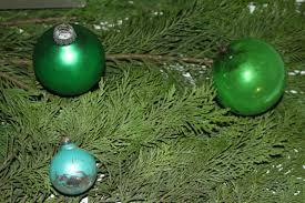 Christbaumkugeln Weihnachtsschmuck Christbaumschmuck Weihnachten Blau Grün
