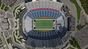 Buffalo Bills Virtual Seating Chart Buffalo Bills Virtual Venue By Iomedia