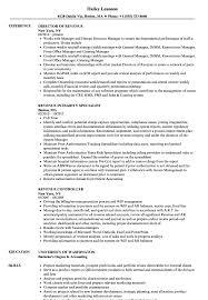 Revenue Resume Samples Velvet Jobs