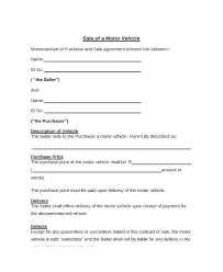 Sale Of Car Contract Car Lease Agreement Template Free Inspirational Used Contract