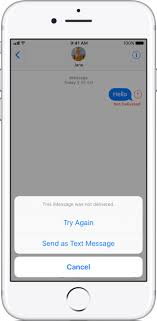 If you can t send or receive messages on your iPhone iPad or