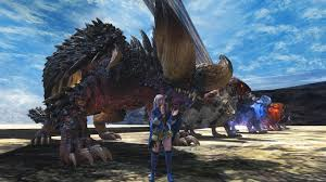 Monster Hunter World Size Chart Mhw Monster Size Comparison No Zorah Magdaros Xeno Jiiva And Kulve Taroth Version