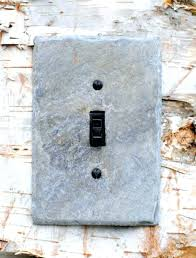 kitchen light switch covers kitchen. Stone Light Switch Covers Cover Gray Natural Slate Rustic Cottage Cabin Kitchen S Outlet Travertine