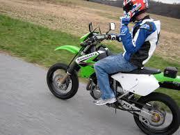 kawasaki klx400 supermoto drz400 motorcycling online com